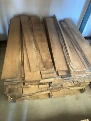 Mixed Hardwood Planks For Diy, Shiplap, Wall Paneling And Much More Bulk Deal