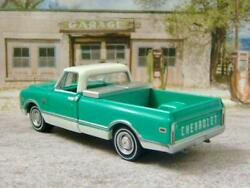 1968 68 Chevrolet C-10 Fleetside Pick-up With Tool Box 1/64 Scale Limited Edit P