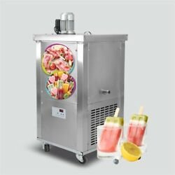 Kolice Commercial Slim Mold Ice Popsicle Machine,ice Pop Machine,ice Lolly Maker