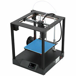 Two Trees Sapphire Pro Core 3d Printer Kit With Acrylic Shell Black New