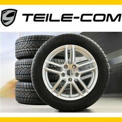 40 Neuf Porsche 19 958 Cayenne Turbo Iv Roues Dand039hiver Lot Facelift 14-17 /