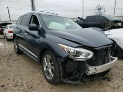 Roof Glass With Panoramic Roof Dual Glass Panel Fits 14-19 Infiniti Qx60 2380457