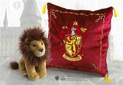 Harry Potter Pillows And Plush Collectible Complete Set Gryffindor And Slytherin New