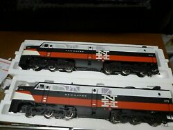 G Scale Usa Trains New Haven Alco Pa-1 Aa Double Powered
