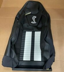 Nos 2013-2014 Ford Mustang Oem Seat Cover Dr3z7664416cc Dr3z7664416cc