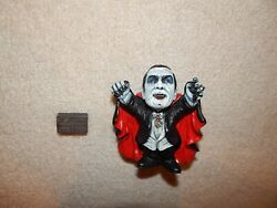 Tiny Terrors Mad Lab Model Statue Figure Mike Parks Dracula Professional Painted