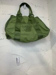 marc by marc jacobs green small cargo bag purse