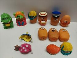 Mcdonalds Mcnugget Buddies 1988 1996 90 Happy Meal Toys
