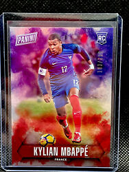 2018 Panini Father's Day Kylian Mbappe 183/399 Extremely Rare