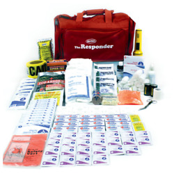 Mayday Responder 25 Person First Aid Kit - 10401 Red