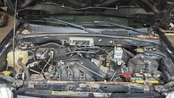 2008 Ford Escape Oem 3.0l Engine Assembly 109k At Awd Motor 6-183 8g758aa 11/07