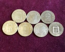 Coins Jubilee Russia Rare Lot002/04