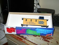 Ho Roundhouse Ontario Northland Caboose Kit