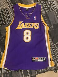 Kobe Bryant Los Angeles Lakers Nike Authentic Jersey Size 44