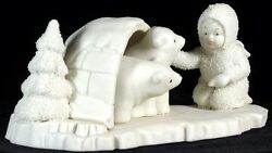 Look What I Found 68330 Dept 56 Retired Snowbabies Issued 1993 Retired 1997
