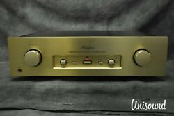 Accuphase C-250 Stereo Preamplifier In Very Good Condition