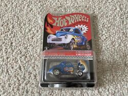 Hot Wheels Rlc Red Line Club Exclusive Selections And03941 Willys Gasser Real Riders