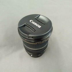 Canon For Aps-c Ultra-wide-angle Lens Ef-s 10-22mm F3.5-4.5usm 10871358