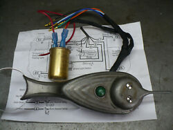 7 Wire Yankee 960 Turn Signal Switch Hot Rat Rod Scta Ford Model A 32 34 36 39
