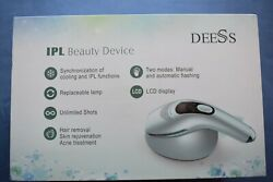 Deess Ipl Beauty Device, Hair Removal, Skin Rejuvenation And Acne Treatment