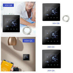 Wi-fi Smart Thermostat For Smart Home Work For Google Assistant For Alexa