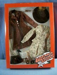 Nrfb Brenda Starr Reporter Outfit Fit To Print Tonner/effanbee 16and039and039 Doll Outfi