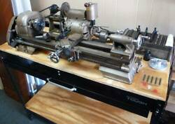 Craftsman 6 X 18 Metal Lathe Model 101.07301 Great Working Condition + Tooling