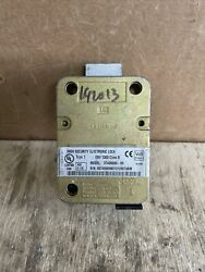 Lagard High Security Electronic Lock Dual-handed Swing Bolt 37400000-00 Used