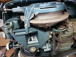 1956 Omc Evinrude 15 Hp Fastwin Parting Out