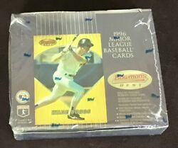 1996 Bowmanandrsquos Best Baseball Trading Cards Factory Sealed Wax Box