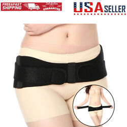Si Joint Belt Hip And Pelvic Support Brace Stabilizer Sciatica Nerve Pain Relief