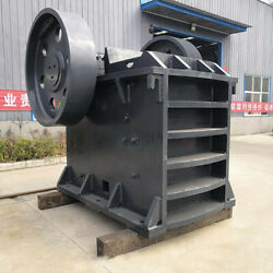Large Scale Jaw Crusher Pebble Construction Garbage Crusher Marble Iiron Ore