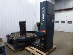 Used - Lan-tech Stretch Wrapper Mh2221-material Handling