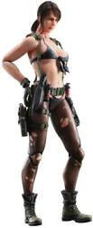 Action Figure Metal Gear Solid V 5 Quiet 10 3/16in Play Arts Kai The Phantom
