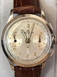 Antique Baume And Mercier Manual-wind Chronograph