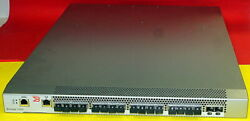 Brocade Br-7500-0000 Fabric Switch 18 Active Ports Fabric And Extended Fabric