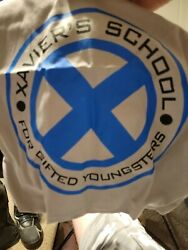 Xavier#x27;s School for the Gifted Tote Bag. X Men. Beach Totes amp; Grocery Shopping $9.90