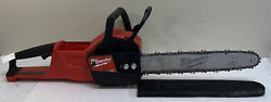 Pre Owned - Milwaukee Fuel 2727-20 M18 18volt Fuel 16and039and039 406.4mm Chainsaw