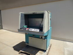 Used Dust Collector - Beck 1500 Cfm Down Draft Table Dc2137-dust Collectors
