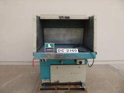 Used Dust Collector - Beck 1500 Cfm Down Draft Table Dc2140-dust Collectors