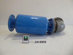 Used Agitation Blower - Pd Blower Style Painted Steel Blower Silencer Aa2202-blo