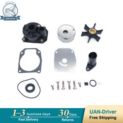 For Johnson Evinrude Water Pump Kit 60-75hp 432955 438597 18-3389 With Housing