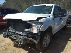 Driver Front Spindle/knuckle Thru 02/25/18 Fits 16-18 Ford F150 Pickup 468256