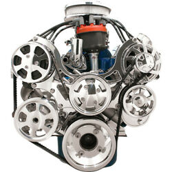 13600 Serp Sys Sb Fits Ford W/ P/s And A/c