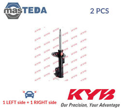 2x Kayaba Front Shock Absorbers Struts Shockers 334438 G New Oe Replacement