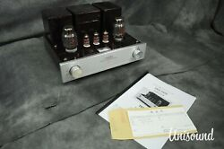 Triode Trx-p88s Stereo Tube Power Amplifier In Excellent Condition W/ Box