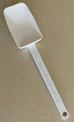The Pampered Chef Large Mix #x27;N Scrape Scraper Kitchen Utensil 12quot; Excellent