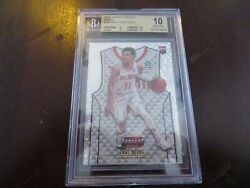 Trae Young Rookie Bgs 10 2018 19 Panini Threads Dazzle Association 103