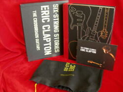Eric Clapton Six- String Storieslimited Genesis Publications Signed E. Clapton