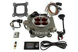 Fitech Go Rue Efi 400 Hp Self-tuning Carburant Injection Systems Avec / G-surge